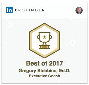 Dr. Gregory Stebbins   Executive Coach